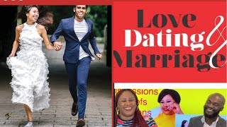 LOVE DATING MARRIAGE: HOW LONG IS ENOUGH TIME FOR DATING BEFORE MARRIAGE [IBISSHOW TV 2021]