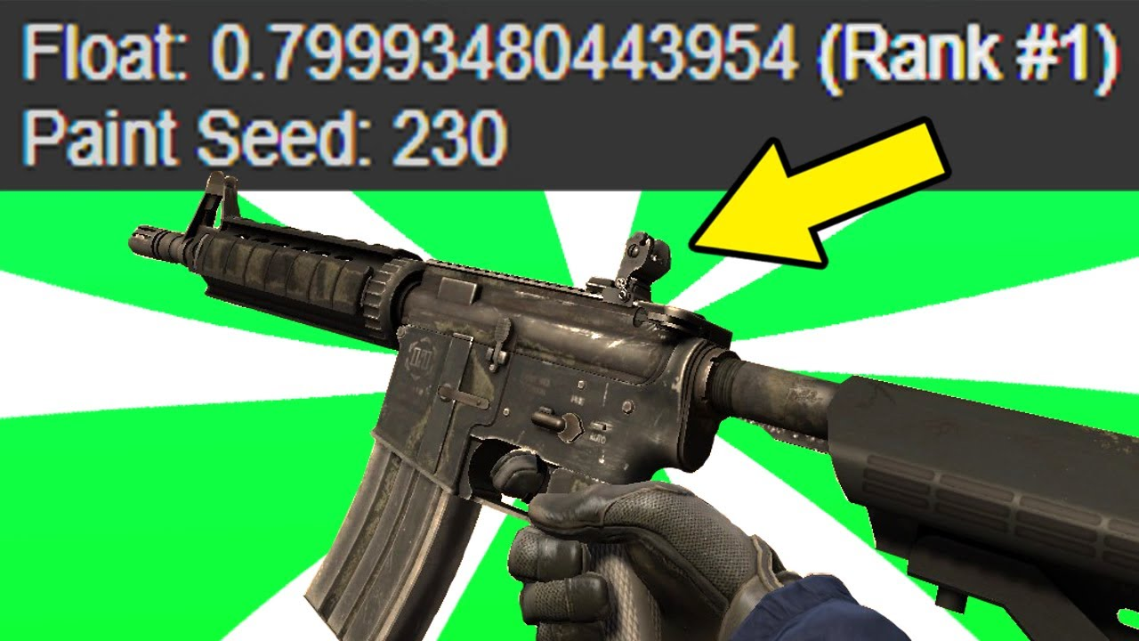 Most Battle-Scarred CS:GO Inventory Ever!