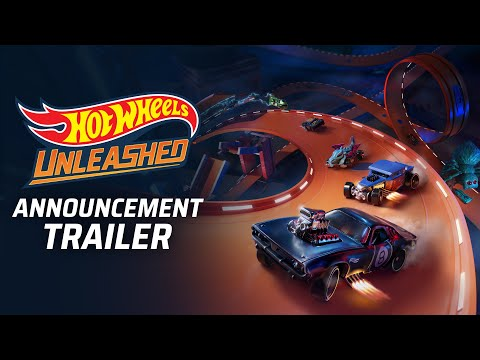 Hot Wheels Unleashed™ Announcement Trailer