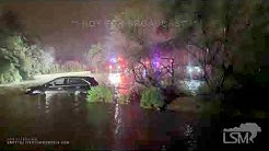 9-23-2019 Paradise Valley Flash Flood Water Rescue, Abandoned vehicles and Severe Storm