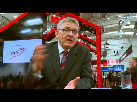 EPLAN   efficient engineering at the Hannover Messe 2016