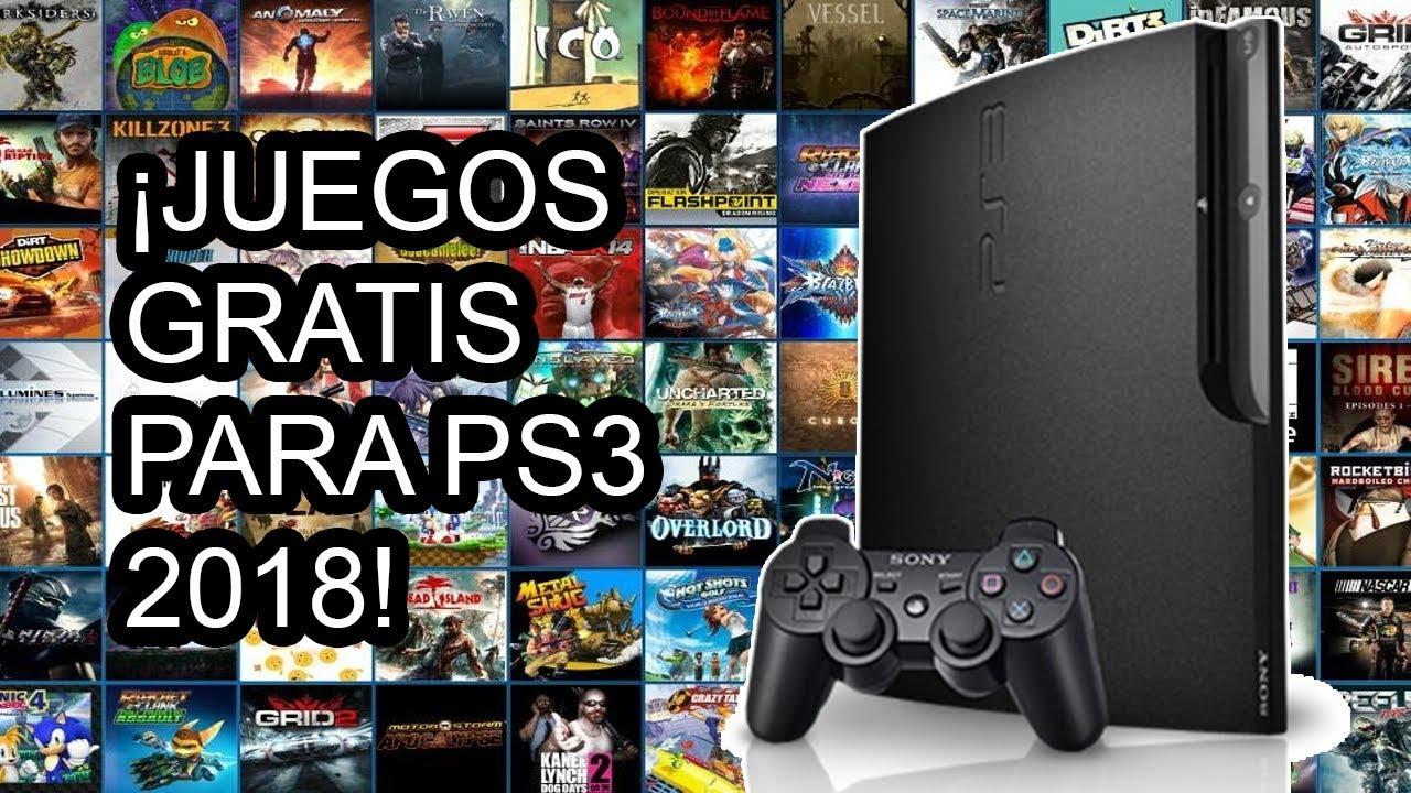 Juegos Gratis Para Ps3 Psn 2018 Sin Pagar Youtube