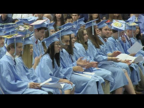 South Burlington High School 2018 Graduation