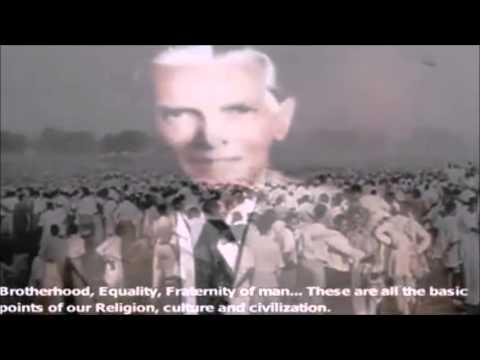 Rare speech of JINNAH on Provincialism - Goosebumps Guaranteed