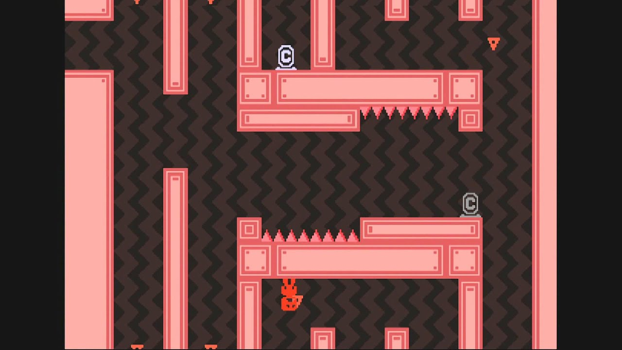Cgroverboard Vvvvvv For Pc Video Game Review Youtube