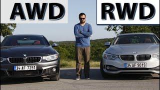 Test - BMW 428i xdrive vs 420d