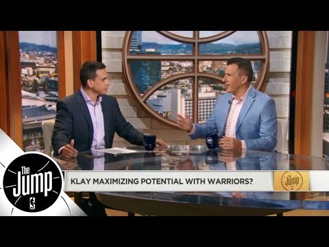 Should Klay Thompson stay with Warriors for whole career? | The Jump | ESPN