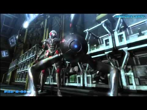 Metal Gear Rising Love At First Sight Achievement / Trophy Guide
