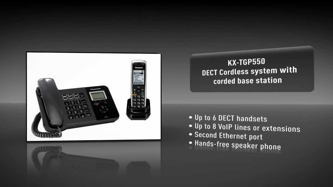 Panasonic KX-TGP500B09 SIP Phone Driver for Mac Download