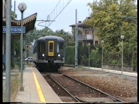 AM54 ex NMBS in Sassuolo-Modena ITALIE.