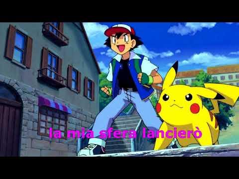 Pokemon ( Giorgio vanni) karaoke