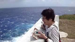 テニアン島バンザイ岬慰霊