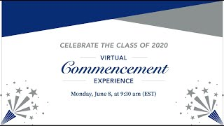 Baruch College 2020 Virtual Commencement Experience