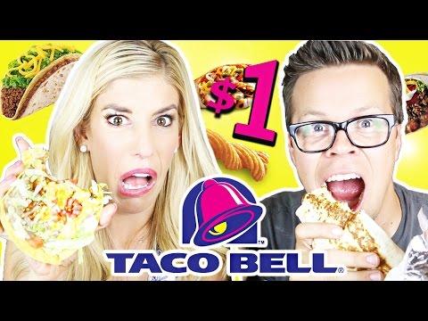 Trying Taco Bell's Dollar Menu