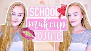 Everyday School Makeup Routine 2017
