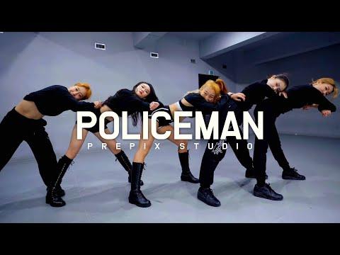 Eva Simons - Policeman | SUN-J choreography