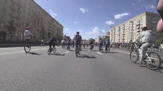 Велофестиваль 2019 Москва 1-3