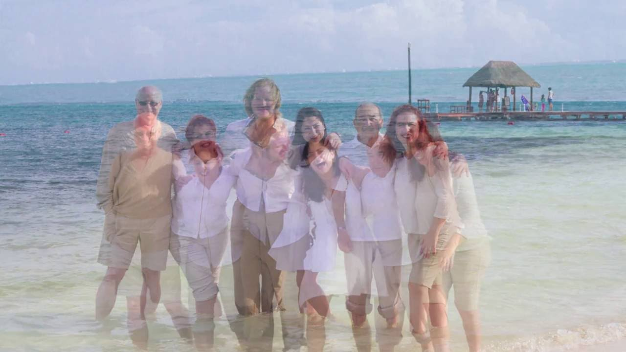 Sesiones familiares cancun playa del carmen youtube for Apartahoteles familiares playa