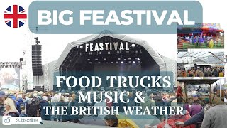 The Big Feastival 2018 walkaround