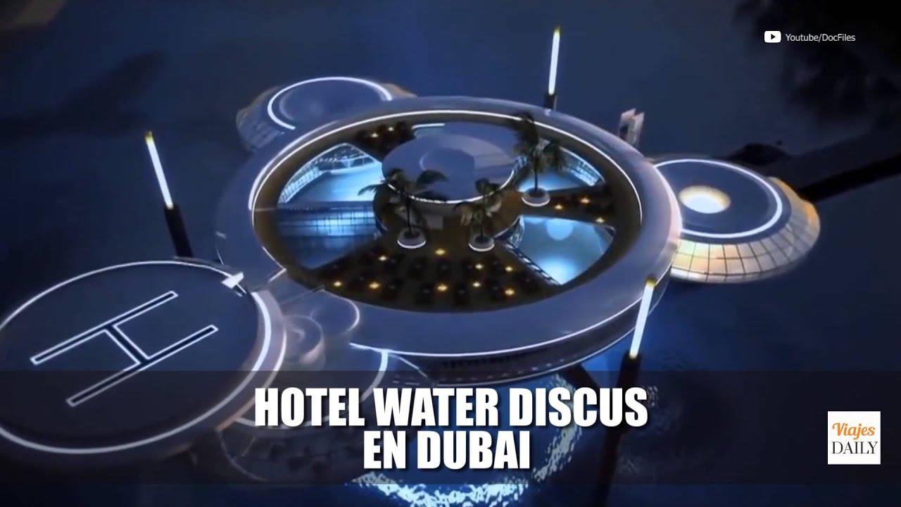 Hoteles bajo el agua youtube for Hoteles bajo el agua espana