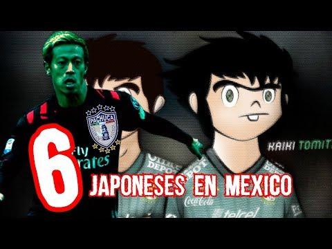 6 Jugadores Japoneses en Mexico no les ha ido muy bien MicroTOP Boser Salseoo