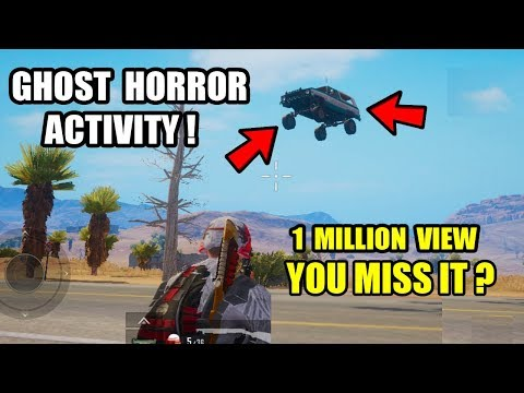 NEW GHOST PLACE IN PUBG MOBILE SECRET ! SCARIEST PUBG MOMENT EVER YOU MISS IT ?