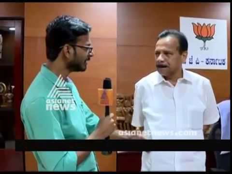 Karnataka Elections 2018: Interview with Minister D. V. Sadananda Gowda