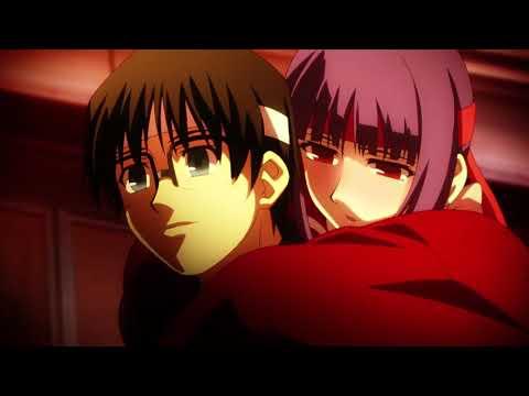 AMV Kara no Kyoukai / Garden of Sinners Music Video - Red - Darkest Part
