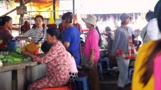 Daily Life in Battambang, Cambodia 2012 // Hello World Blog
