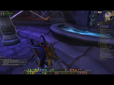 World of Warcraft Power Grid (Anora Hollow) Legion Quest Guide
