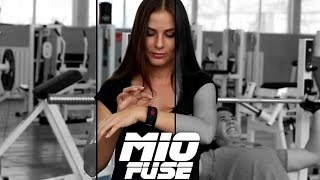 Mio Fuse -  обзор лучшего пульсометра для спортсменов(Mio Fuse - гаджет, который сочетает в себе сразу три устройства: спортивные часы, высокочувствительный монитор..., 2015-02-04T18:09:15.000Z)