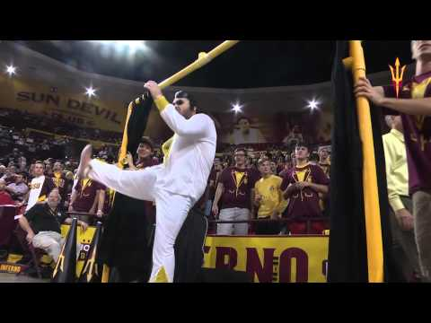 Arizona State's Curtain of Distraction