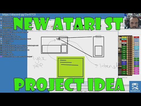 Backoffice Sunday Thoughts - My next Atari ST project
