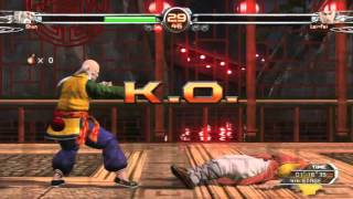 CGRundertow VIRTUA FIGHTER 5 FINAL SHOWDOWN for PlayStation 3 Video Game Review