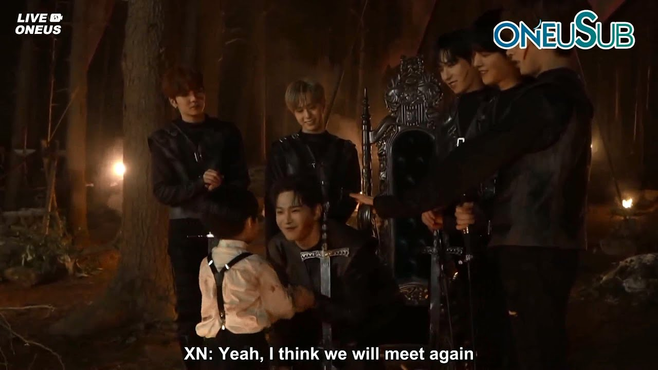 [ENG SUB] 200625 LIVE ONEUS |  'COME BACK HOME' VCR BEHIND