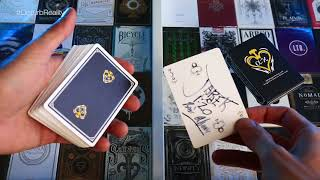 Double Backer Ambitious Card Finish - TUTORIAL