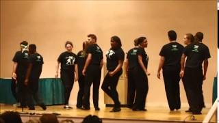 Mobile County Show Choir at MEGA Conference 2014