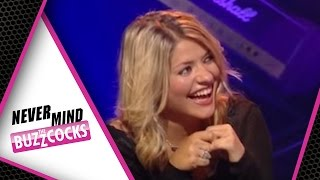 Holly Willoughby On Never Mind The Buzzcocks | Best Bits & Moments