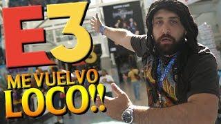 Video de EN BUSCA DEL DAVID | ME VOLVÍ LOCO | E3 2018