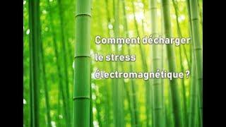 ELECTROSENSIBILITE 3) Comment décharger le stress électromagnétique ?