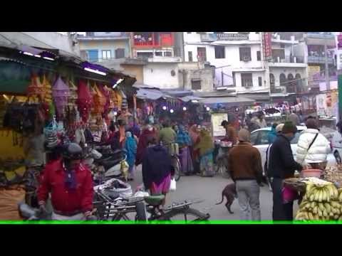 (अजीब दिल्ली) Freaky New Delhi - Paharganj & Old Delhi & Main Bazaar - Incredible India!