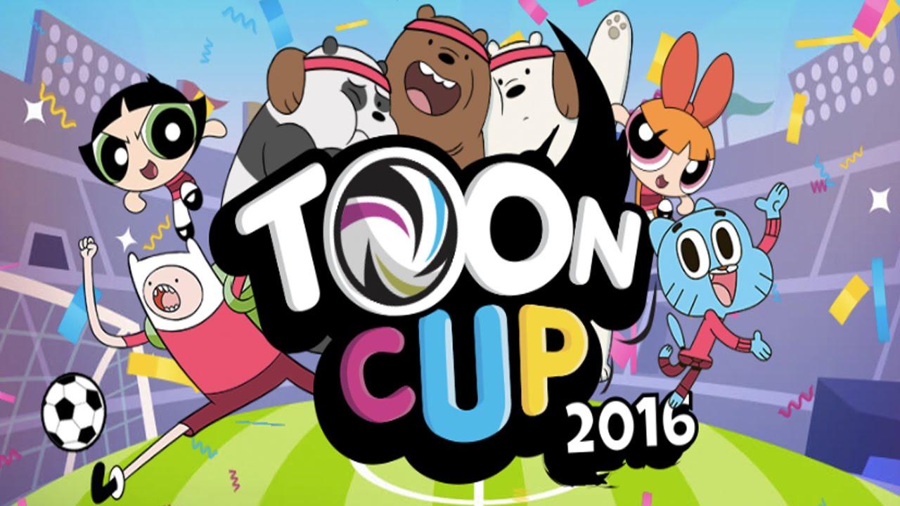 Toon Cup 2016 | Cartoon Network Games [Full Gameplay] | Doovi
