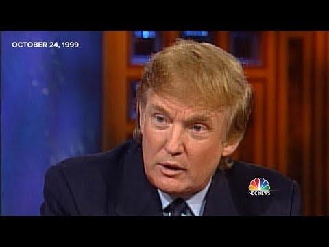 Trump On N Koréa In 1999