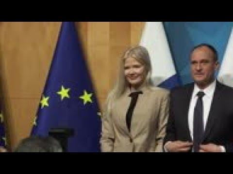 Anti establishment parties meet ahead of EU elections