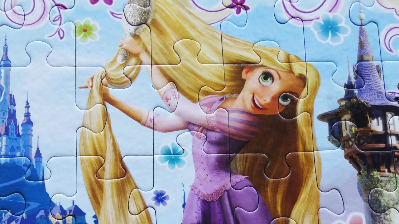 Tangled Jigsaw Puzzle