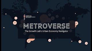 Introducing Metroverse: The Growth Lab's Urban Economy Navigator
