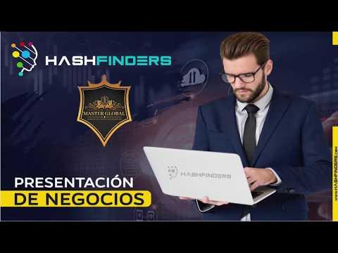 Presentacion Hashfinders En Español - 5 Minutos