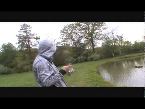 Drill Em' Outdoors- Catfish Fishing May 2014