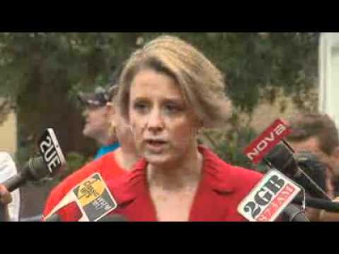 Think before voting: Keneally