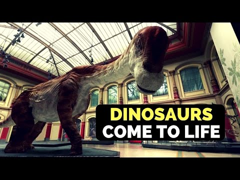 Dinosaurs in virtual reality are back (WION Edge)
